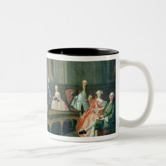 A Family Concert at Chateau Renescure Mug