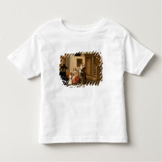A Family in an Interior Toddler T-shirt