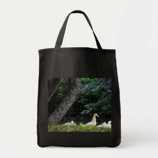 A Family of Ducks Tote Bag