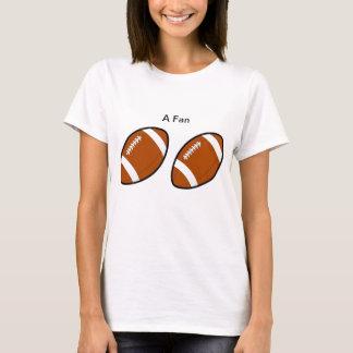 A Fan(Footballs) T-Shirt