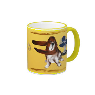 A Fan Of Beagles Mug