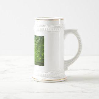 A Fan of Green Mugs