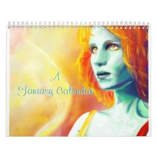 A Fantasy Calendar calendar