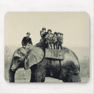 A Farewell Ride on Jumbo Mouse Pad