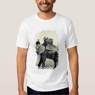A Farewell Ride on Jumbo Tee Shirt