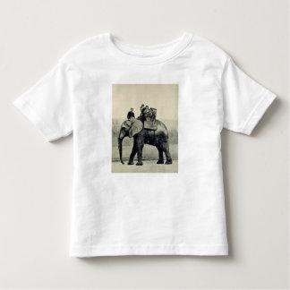 A Farewell Ride on Jumbo Toddler T-shirt