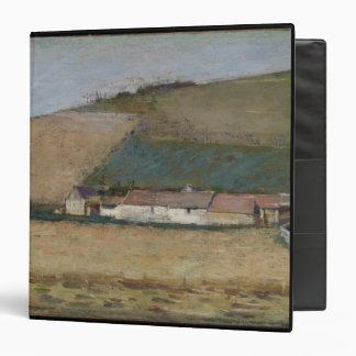 A Farm Among Hills Giverny c 1887 Binders