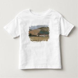 A Farm Among Hills, Giverny, c.1887 Toddler T-shirt