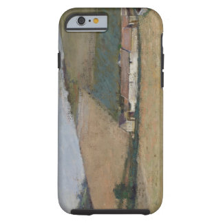 A Farm Among Hills, Giverny, c.1887 Tough iPhone 6 Case