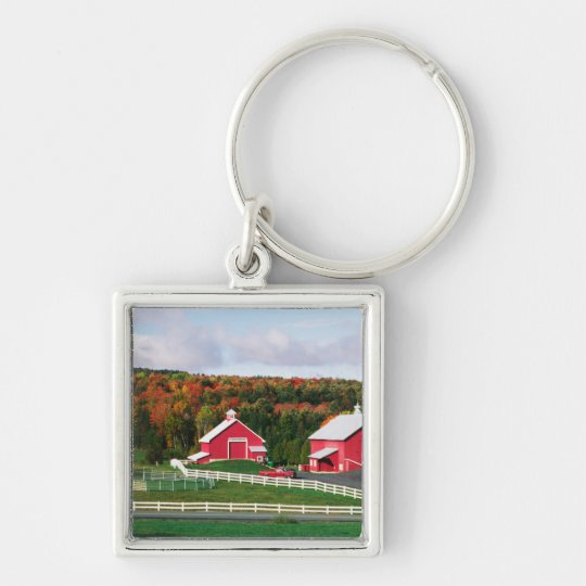 A farm in Vermont near Peacham. RELEASE Keychain