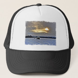 A Farmers Day Off Trucker Hat
