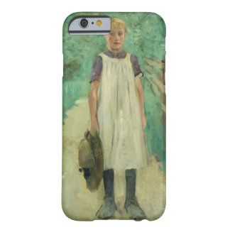 A Farmgirl, 1895 Barely There iPhone 6 Case