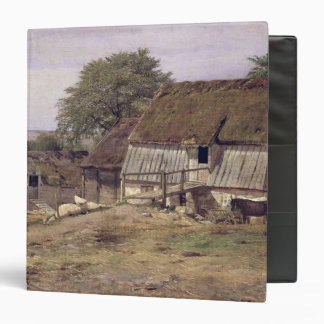 A Farmhouse in Sweden, 1834 Binder