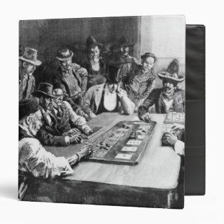A Faro Game at El Paso Binder