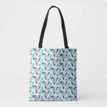 A fashion shopper for woman tote bag