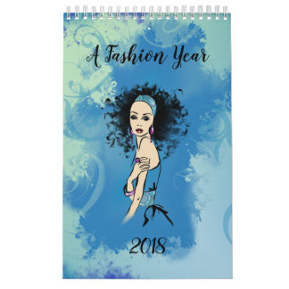 A Fashion Year Calendar