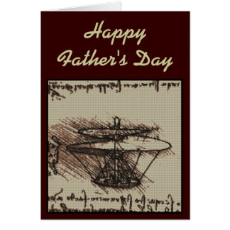 A FATHER JUST LIKE YOU GREETING CARD