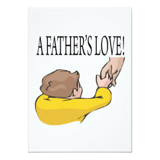 A Fathers Love Card