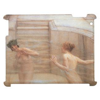 A Favorite Custom by Lawrence Alma-Tadema iPad Cover