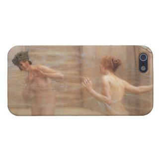 A Favorite Custom by Lawrence Alma-Tadema iPhone SE/5/5s Case