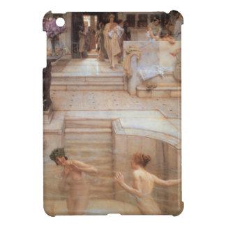 A Favorite Custom by Sir Lawrence Alma-Tadema Cover For The iPad Mini