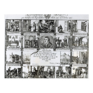A Feast to Celebrate the Reformation Postcard