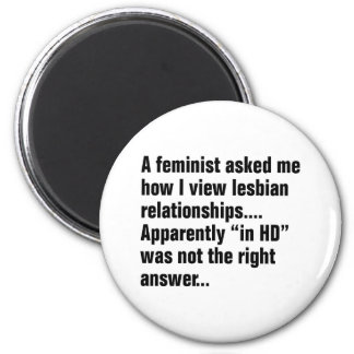 A Feminist Asked Me How I View Lesbian … Magnet