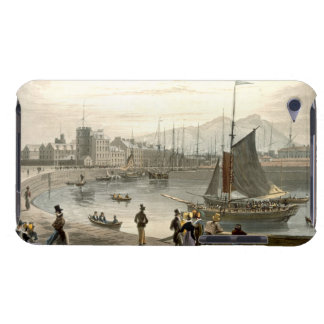 A ferry arriving at Leith, from 'A Voyage Around G iPod Touch Cover