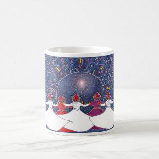 A Festive Whirl Mug