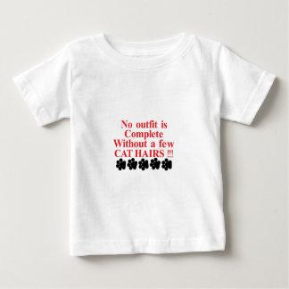 A Few Cat Hairs Baby T-Shirt