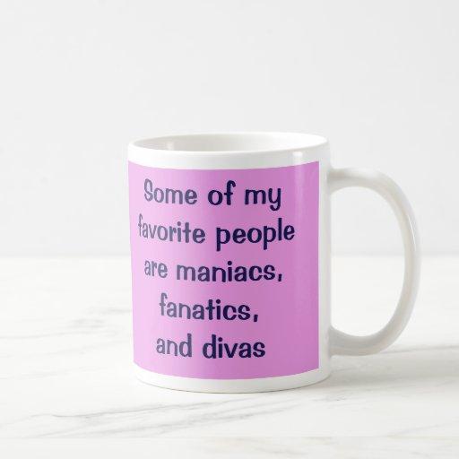 A few of my favorite things mug