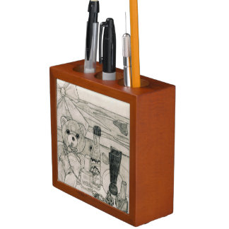 A Few of My Favorite Things Pencil Holder