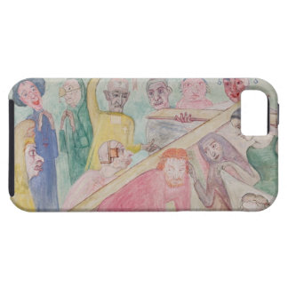 A Field Conventicle, 1857 iPhone SE/5/5s Case