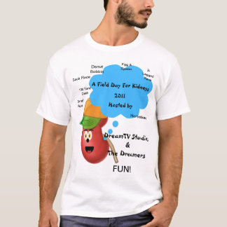 A Field Day for Kidneys Tee