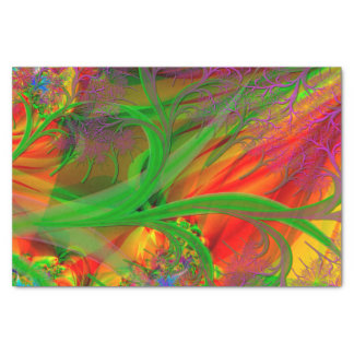 "A Field of Wild Flowers 10"" X 15"" Tissue Paper"