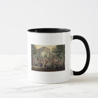 A Fiesta in a Botanical Garden, 1775 Mug