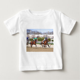 A Fight to the Finish Line Baby T-Shirt