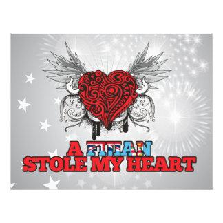 A Fijian Stole my Heart Flyer