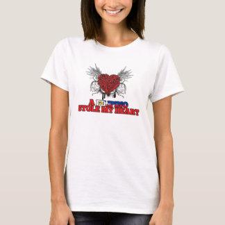 A Filipino Stole my Heart T-Shirt