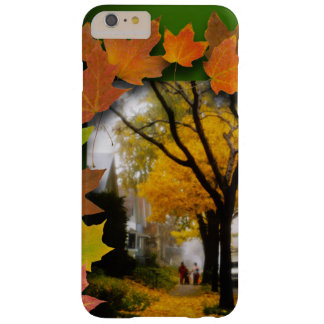 A Fine Autumn Day Barely There iPhone 6 Plus Case