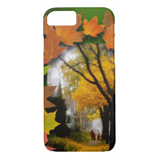 A Fine Autumn Day iPhone 8/7 Case