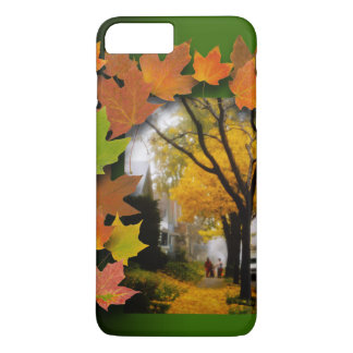 A Fine Autumn Day iPhone 8 Plus/7 Plus Case