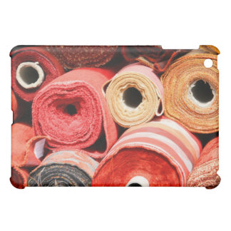 A fine collection of warm colors iPad mini cover