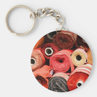 A fine collection of warm colors keychain