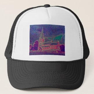 A FINE OLD CHURCH TRUCKER HAT