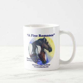 A Fine Romance Coffee Mug