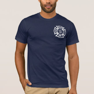 A Firefighter EMT T-Shirt