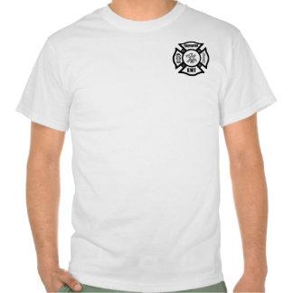 A Firefighter EMT T-shirts