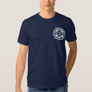 A Firefighter EMT Tee Shirt