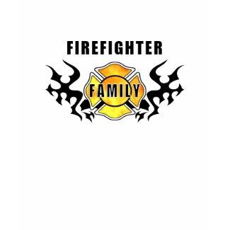 A Firefighter Family shirt
